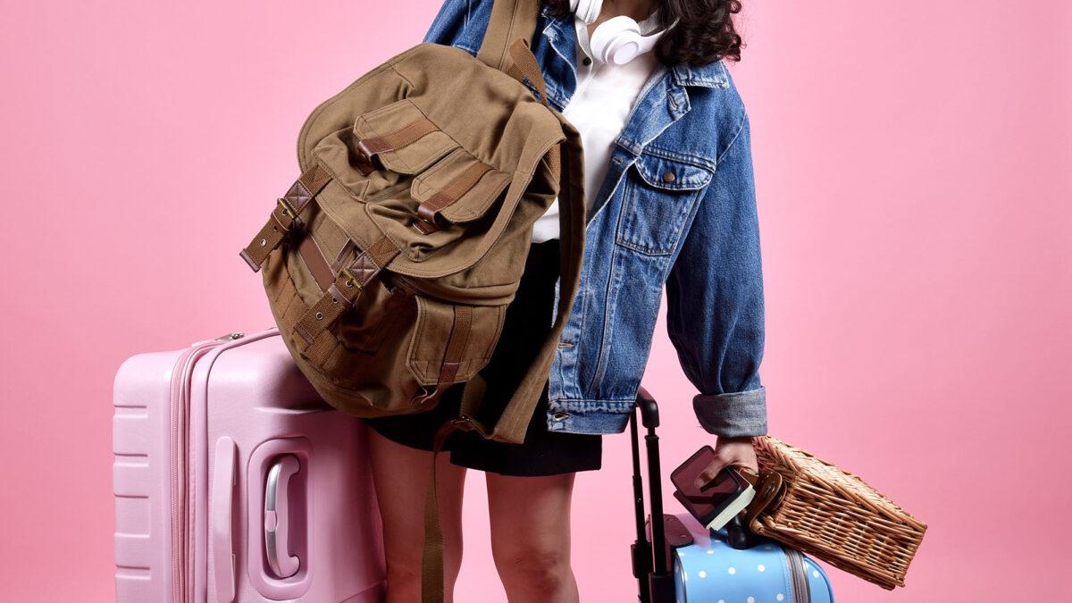 Chystáte se na dovolenou? Vyberte si správné zavazadlo!