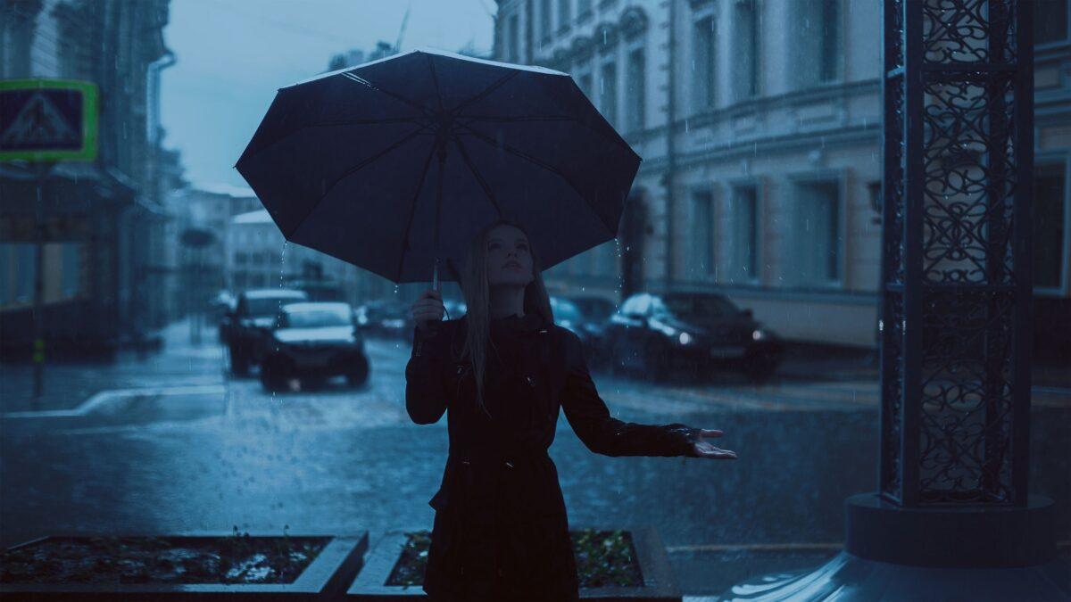 Jak nepropadnout splínu z deštivého počasí?